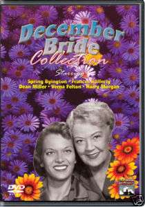December Bride Collection   Nostalgia Merchant  DVD