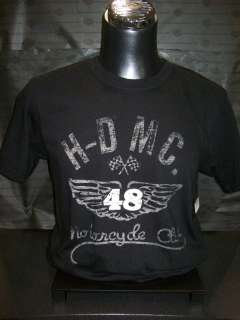 HARLEY DAVIDSON Mens Black Label Tee