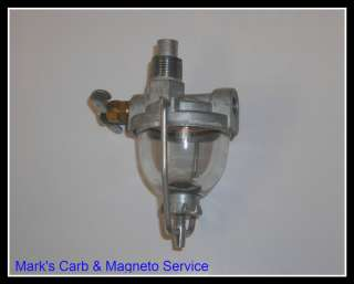 Small Tractor Sediment Bowl Assembly or Fuel Filter
