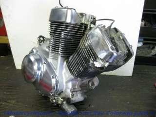 87 09 Suzuki Intruder 1400 VS1400 MOTOR ENGINE