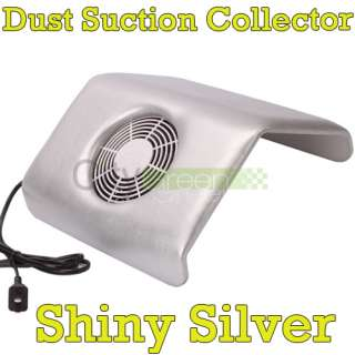 Suction Collector Nail Art Salon 6 Color US Seller 110V 120V