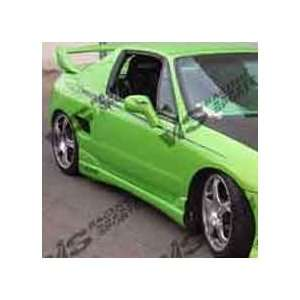 Honda del Sol Techno R Style Side Skirts: Automotive