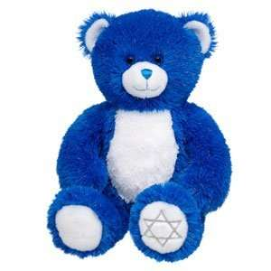 Build A Bear Workshop 15 in. Star of David Bear Plush Stuffed Animal