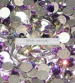 Vitrail Light Swarovski Crystal Flatback Rhinestones 2028 12SS 3MM