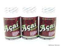 acne treatment acai berry cleanse 3 pack detox cleanser for clear skin