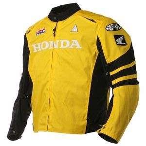 Honda Mens Mesh HRT Motorcycle Jacket