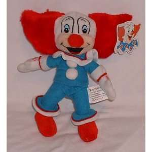 8 Bozo the Clown Plush: Toys & Games