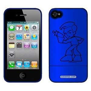 Star Trek Stylized Kirk on Verizon iPhone 4 Case by