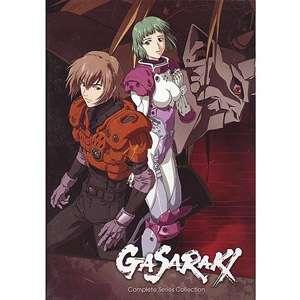 Gasaraki Complete Series Collection (Full Frame) TV Shows