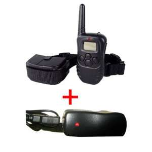 Wireless LCD digital Smart Electric Shock Dog Pet training collar