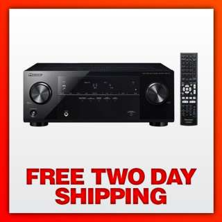 Pioneer VSX 521 K 5.1 3D Ready Home Theater Receiver (Black)