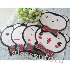 Lovely Smile Face Shape Laptop Computer Mouse Pad Mat