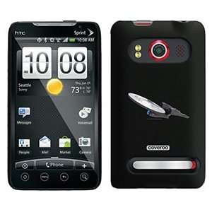 Star Trek the Movie Enterprise on HTC Evo 4G Case: MP3