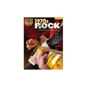 1970s Rock   Guitar Play Along Volume 127   Book and CD