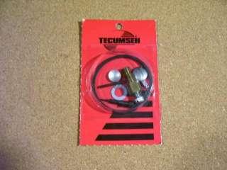 GENUINE TECUMSEH ENGINE CARBURETOR REPAIR KIT 631978