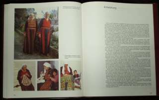 BOOK Palestinian Embroidery pattern ethnic dress folk art design