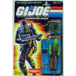 Beach Head GI Joe Action Figure by Funskool Everything