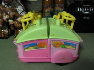Fisher Price Little People Camper |