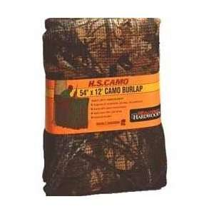 Burlap, 54 x 12, Realtree Hardwoods Green HD Camo