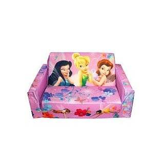 Disney Fairies Tinker Bell, Pull Out. Slumber Bed, Foam, Light Weight