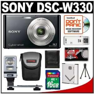 16GB Card + Battery + Case + Flash & Bracket + Accessory Kit Camera