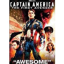 Captain America The First Avenger DVD   Marvel Studios   Toys R