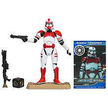 Star Wars Movie Legends Action Figure   Shock Trooper   Hasbro   Toys