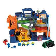 Fisher Price Imaginext Tri County Landfill   Toy Story 3   Fisher
