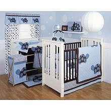 Line Mod Turtle 4 Piece Crib Bedding Set   Kids Line   Babies R Us