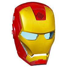 The Avengers Electronic Iron Man Mask   Hasbro