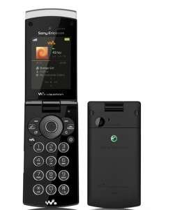 NEW Unlocked Sony Ericsson W980 Walkman Mobile Phone Black
