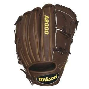 2012 Wilson WTA2000 Pitcher Baseball Glove 11.75(right