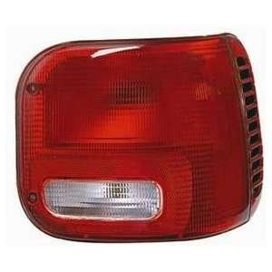 New Dodge Ram 1500 Van/Ram 2500 Van/Ram 3500 Van Tail Light, RH 99 03