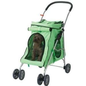 Guardian Gear Dog Stroller   Light Green
