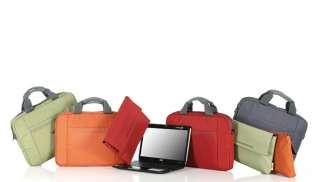 Padded Slim Soft Laptop/Netbook Bag with Shoulder Strap