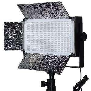 500 Led Light Panel With Dimmer Switch XLR Jack by Fancierstudio VL500