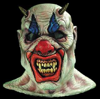 Evil Misery Juggalo Insane Clown Halloween Mask Costume