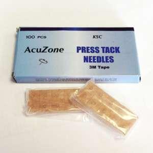 Ear Press Needles  Acuzone