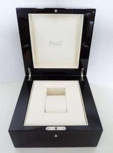 Piaget Watch / Jewellery Box models POLO UPSTREAM LIMELIGHT BLACK TIE