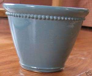 Lovely Light Weight Ceramic Mix Flower Pot, Blue