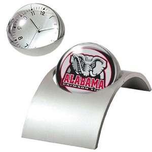 Alabama Crimson Tide NCAA Spinning Clock
