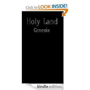 Holy Land Genesis Dean Martin  Kindle Store