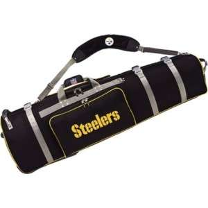 Pittsburgh Steelers NFL Wheeling Golf Bag Travel Cover