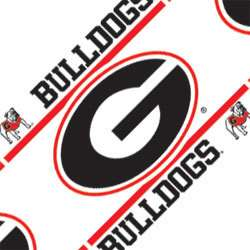 nEw NCAA GEORGIA BULLDOGS College Football WALL BORDER