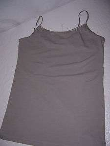 Cabi Simple Cami #295 Spring 2011 Womens Gray