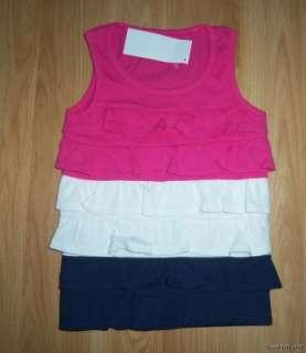 Gymboree Cape Cod Cutie Nwt Top Shirt Blouse U Choose Size 3 4 5 6 7 8