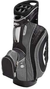 Sun Mountain 2012 S ONE Cart Golf Bag BLACK / CHARCOAL 15 Way
