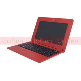 Android 2.2 Mini Netbook Laptop Notebook WiFi/3G Flash 10.1