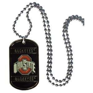 NCAA Ohio State Buckeyes Dog Tag   Neck Tag Sports