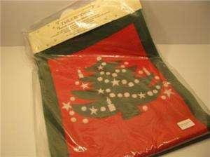 Waechtersbach Christmas Tree Tapestry Table Runner